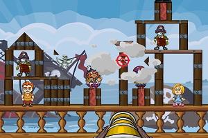 Игра Королевство пиратов