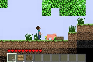 Игра Minecraft Project