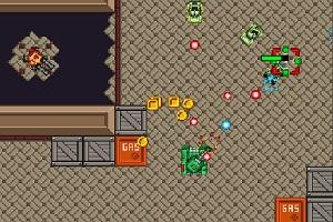 Игра Plunder Squad: Temple Heist