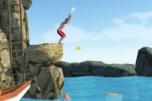 Игра Flip Diving