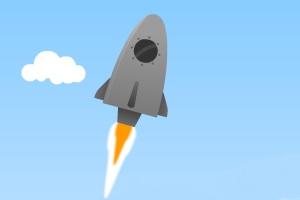 Игра Удивительная ракета