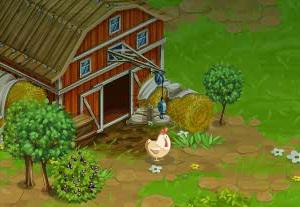 Флеш игра - Большая ферма