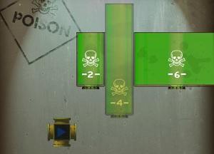 Игра Водомер-3: Ядовитые уровни