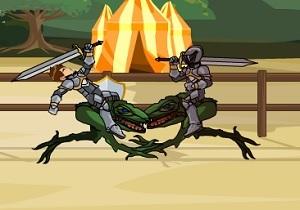 Игра Битва на арене