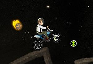 Игра Гонки на марсе