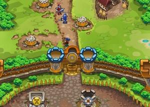 Флеш игра - Штормовой замок