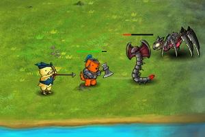 Игра Battle Pets