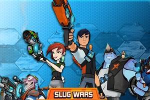 Игра Slugterra Slug Wars