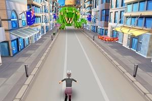 Игра Angry Gran Run – Australia