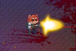 Игра Armored Kitten