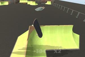 Игра Swipe Skate