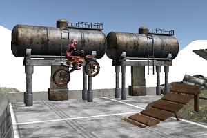 Игра Trials Frontier