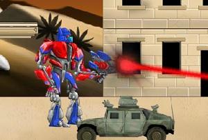 Игра Атака трансформеров