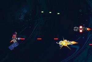 Игра Трансформеры: Война в космосе