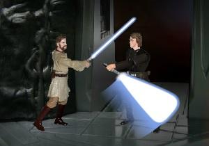 Флеш игра - Сражение на мечах