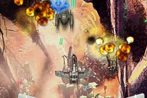 Флеш игра - Звездные войны: лего дроиды