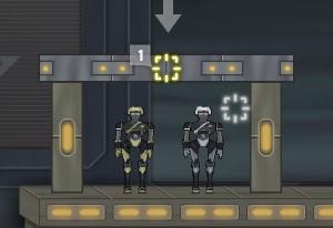 Флеш игра - Звездные войны: Месть Ситхов