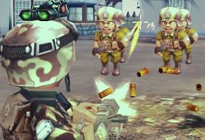 Игра Городской бой 3д