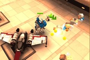Флеш игра - Лего звездные войны