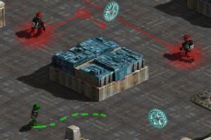 Игра Управление роботами