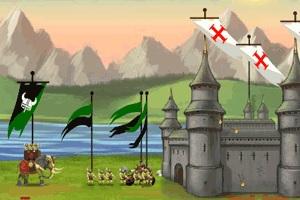 Флеш игра - Военный слон 2