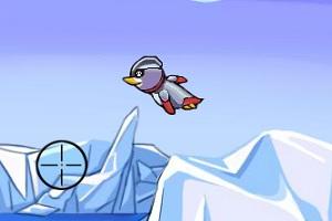 Флеш игра - Охота на пингвинов 2