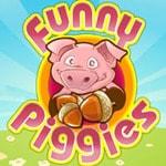 Игра Funny Piggies